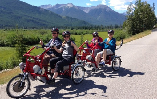 Banff Senior Adaptive Bike