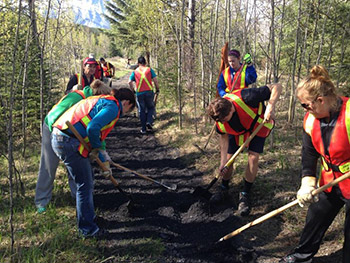 Flood Trail Stewardship