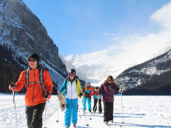Banff Community High School Outdoor Education