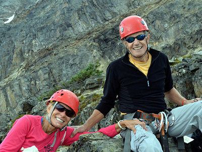 Wim & Nancy Pauw Via Ferrata