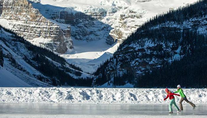 Lake Louise Recreation
