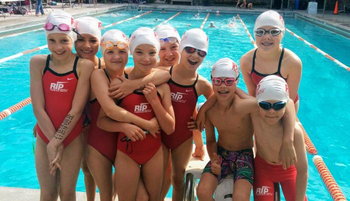 Bow Valley Riptides Swim Club