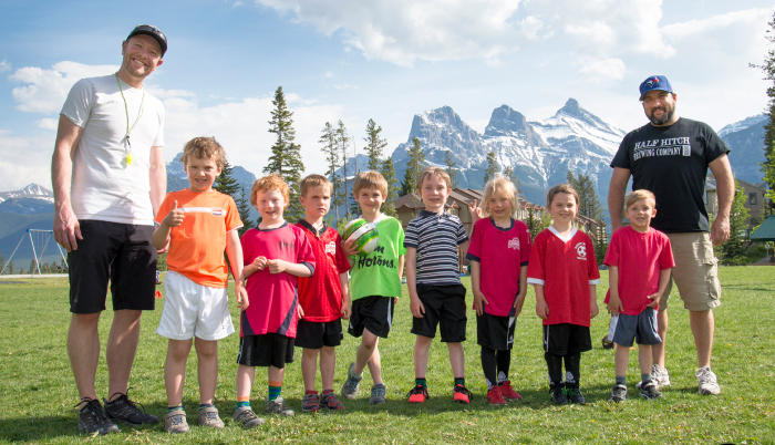 Canmore Minor Soccer
