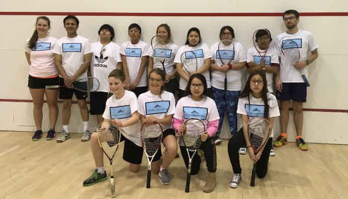 Bow Valley Squash Foundation