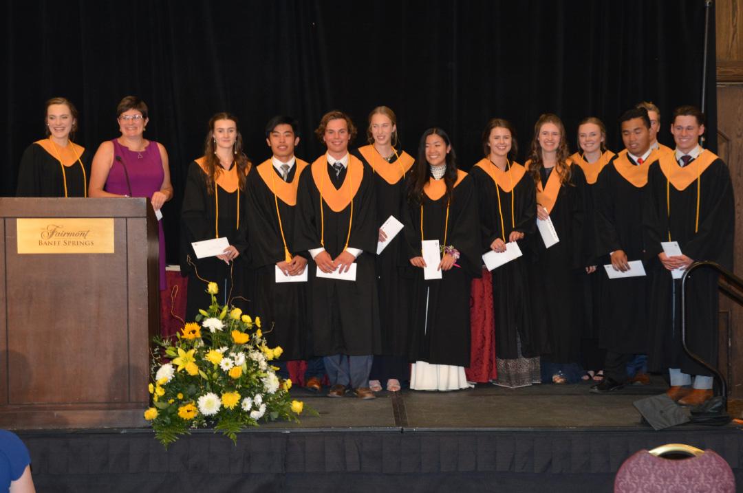 Banff Community High School Graduates