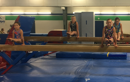 Canmore Illusions Gymnastics Club