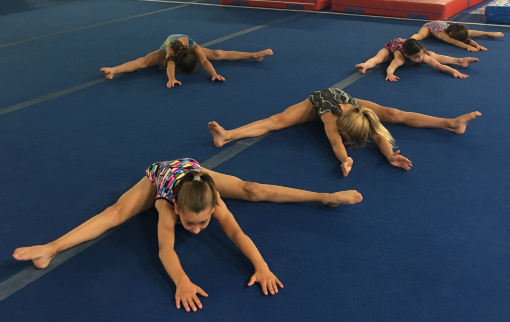 Canmore Illustions Gymnastics Club