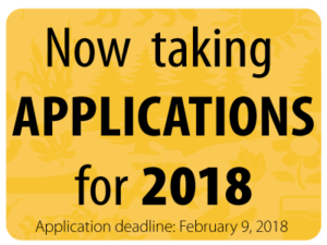 Youth Sport Fund Applications 2018