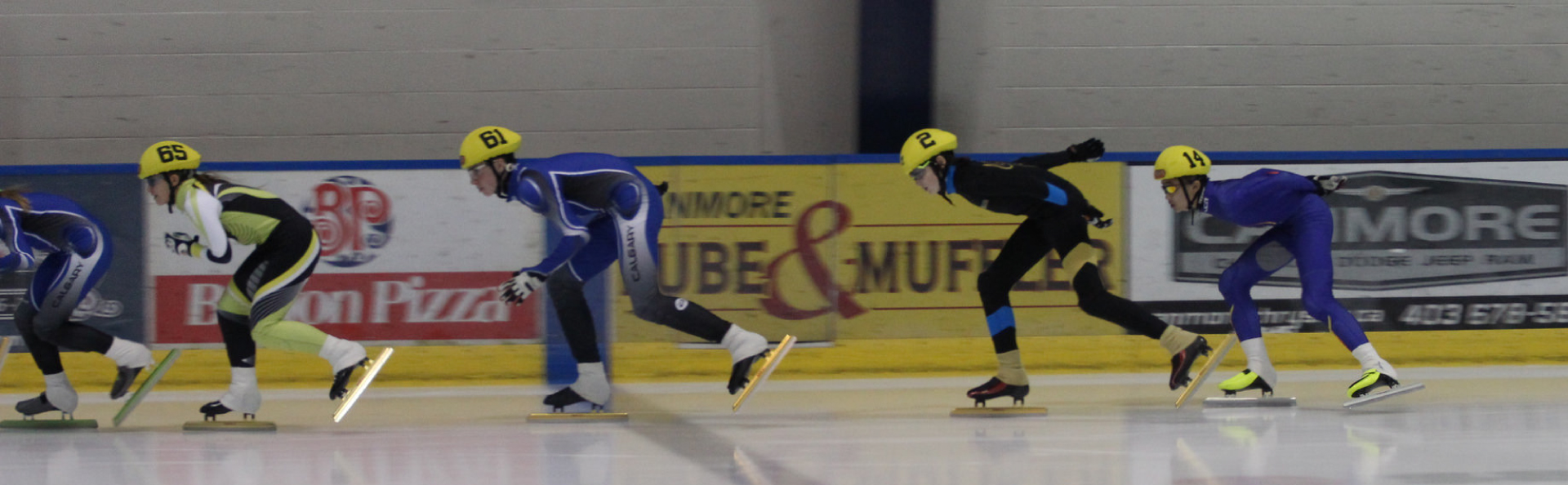 Banff Canmore Speed Skating Club