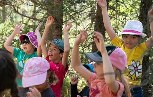 Banff Elementary School Nature Explorers