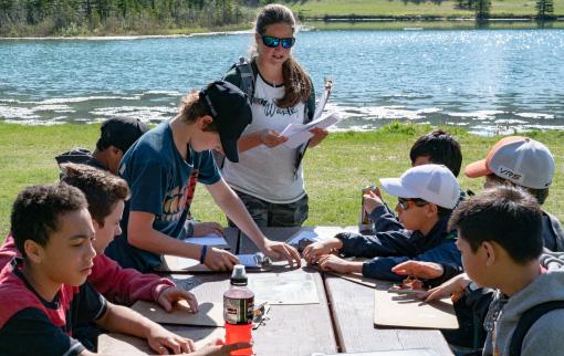 Banff Nature Explorers
