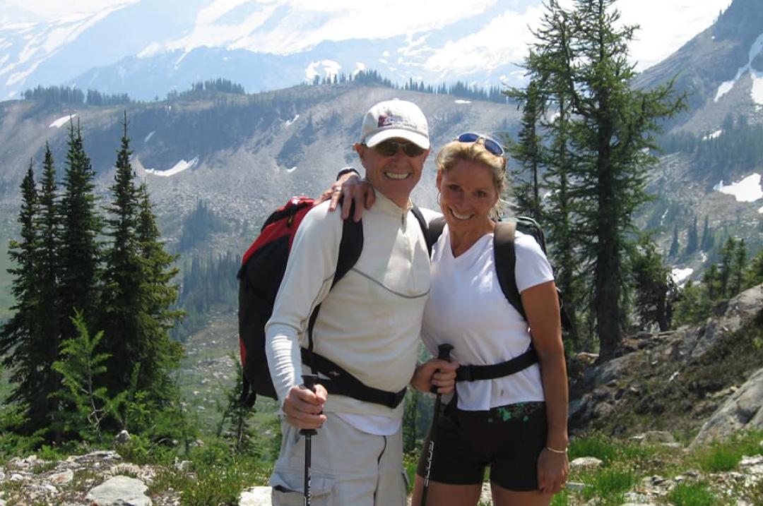 Wim and Nancy Pauw
